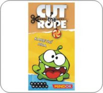 Cut the rope - karetní hra